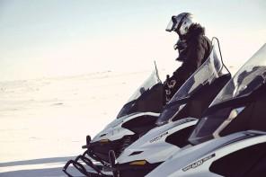 TM-001 Баренцево море — Снегоходы